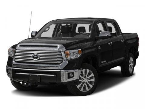 2016 Toyota Tundra LTD Midnight Black MetallicBlack V8 57 L Automatic 44 miles  Rear Wheel Dr
