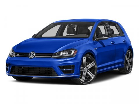 2016 Volkswagen Golf R 4DR HB MAN WDC Gray V4 20 L Manual 25622 miles CARFAX One-Owner Clea