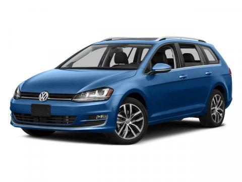 2016 Volkswagen Golf TSI S SportWagen FWD BlackBlack V4 18 L Automatic 11492 miles One Owner