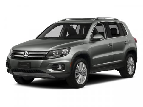 2016 Volkswagen Tiguan S  V4 20 L Automatic 1 miles Turbocharged Front Wheel Drive Power St