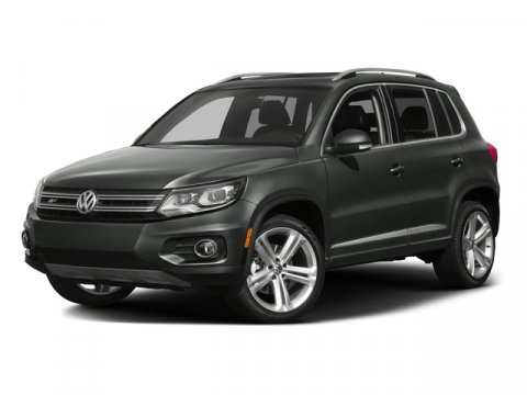 2016 Volkswagen Tiguan 20t S 4motion Sport Utility Black V4 20 L Automatic 29725 miles Sched
