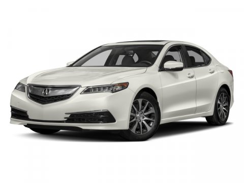 2017 Acura TLX TLX24 Lunar Silver MetallicGraystone V4 24 L Automatic 7 miles  SX GS ZZ1 St