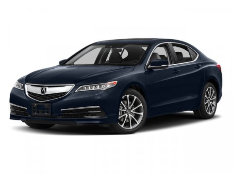 2017 Acura TLX V6 wTechnology Pkg Fathom Blue PearlGraystone V6 35 L Automatic 6 miles  BL G