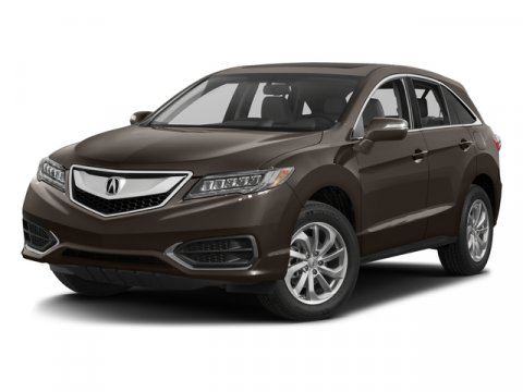 2017 Acura RDX wTechnology Pkg Graphite LusterGraystone V6 35 L Automatic 0 miles  All Wheel