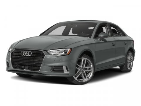 2017 Audi A3 Sedan Premium Plus Brilliant BlackRock Gray V4 20 L Automatic 13 miles  Turbocha