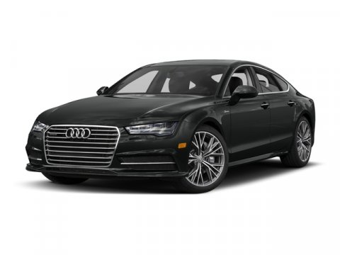 2017 Audi A7 Prestige Oolong Gray MetallicBlack V6 30 L Automatic 10 miles  Supercharged  Al
