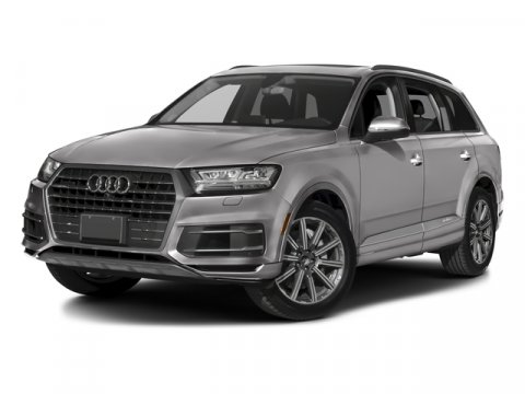 2017 Audi Q7 Premium Plus Night BlackNOUGAT BWN LEATHER V6 30 L Automatic 0 miles  Supercharg