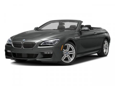 2017 BMW 6 Series 640i BlueCOGNAC V6 30 L Automatic 7 miles  ACTIVE FRONT SEATS  COGNACBLAC