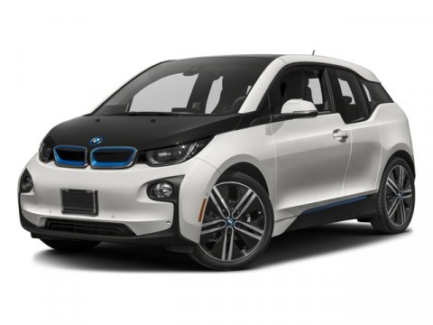 2017 BMW i3 94 Ah wRange Extender Fluid Black wHighlight BMW i BlueMega Carum Spice Gray V 39