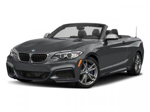 2017 BMW 2 Series M240i Alpine WhiteBlack V6 30 L Automatic 0 miles  Turbocharged  Rear Whee