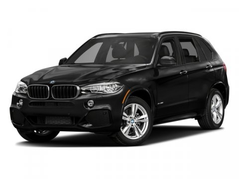 2017 BMW X5 sDrive35i Jet BlackTerra V6 30 L Automatic 0 miles  PREMIUM PACKAGE -inc 4-Zone