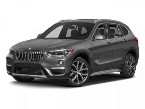 2017 BMW X1 sDrive28i Alpine WhiteBlack V4 20 L Automatic 0 miles You wont want to miss this