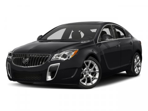2017 Buick Regal Premium II Quicksilver MetallicEbony with Ebony interior accents V4 20L Automa