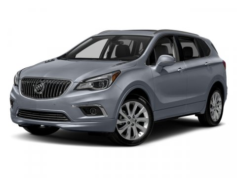 2017 Buick Envision Preferred GALAXY SILVER METALLICEbony V4 25L Automatic 8 miles  ENGINE 2