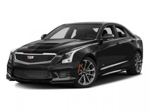 2017 Cadillac ATS-V Sedan Vector Blue Metallic V6 36L Automatic 11 miles  CARBON FIBER PACKAG
