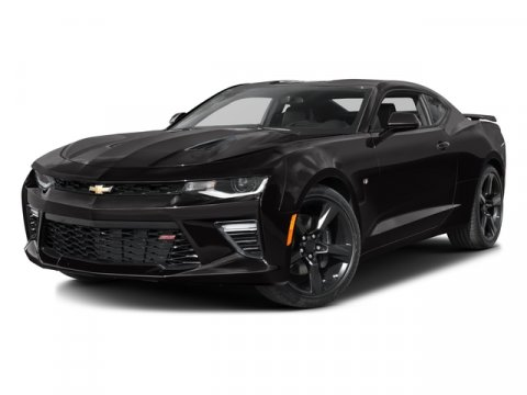 2017 Chevrolet Camaro SS Hyper Blue MetallicJet Black V8 62L Automatic 6 miles  ENGINE 62L