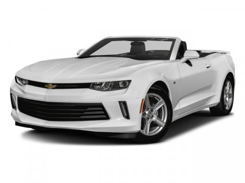 2017 Chevrolet Camaro LT Summit WhiteCeramic White V4 20L Automatic 6 miles  CONVENIENCE AND