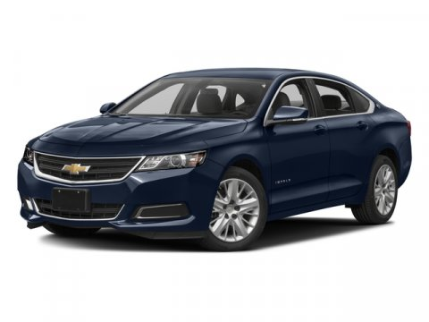 2017 Chevrolet Impala LS Blue Velvet MetallicJet BlackDark Titanium V4 25L Automatic 5 miles