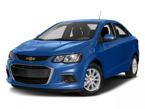 2017 Chevrolet Sonic LS Kinetic Blue Metallic V4 18L Automatic 0 miles  Front Wheel Drive  P