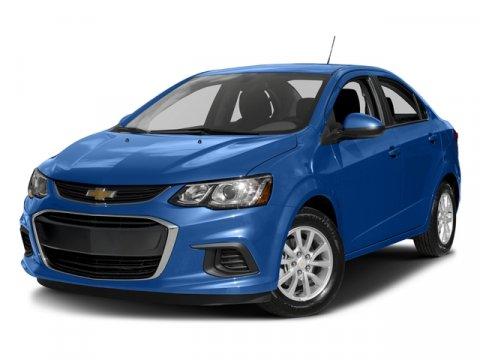 2017 Chevrolet Sonic LS Summit WhiteJt BkDk Titan Sport Clth V4 18L Automatic 5 miles  ENGIN