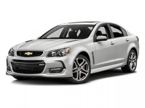 2017 Chevrolet SS Orange Blast MetallicJET BLK LEATHER-APPOINTED V8 62L Automatic 5 miles  PO