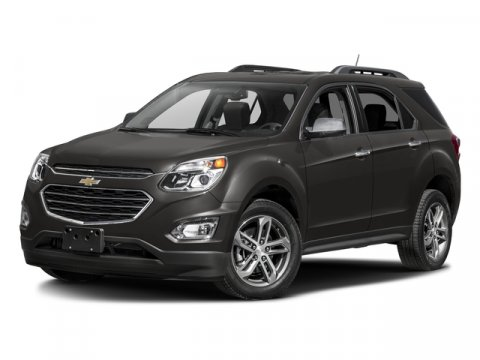 2017 Chevrolet Equinox Premier Gray V4 24 Automatic 4218 miles CARFAX One-Owner Clean CARFAX