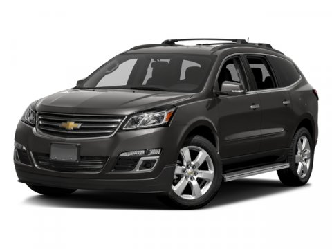 2017 Chevrolet Traverse LT Iridescent Pearl TricoatEbony V6 36L Automatic 5 miles Offering th