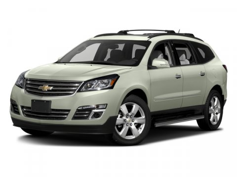 2017 Chevrolet Traverse Premier TUNGSTEN V6 36L Automatic 127 miles  REQUIRED FOR TRAVERSE PR