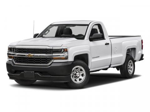 2017 Chevrolet Silverado 1500 BlackDark Ash with Jet Black Interior Accents V6 43L Automatic 5