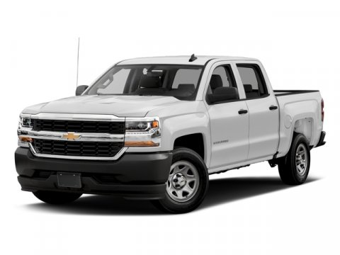2017 Chevrolet Silverado 1500 Work Truck Summit WhiteDark Ash with Jet Black Interior Accents V8