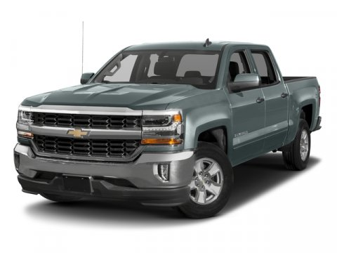 2017 Chevrolet Silverado 1500 LT Silver Ice Metallic V  Automatic 0 miles  Four Wheel Drive