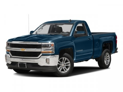 2017 Chevrolet Silverado 1500 LT Silver Ice MetallicJet Black V6 43L Automatic 5 miles The Si
