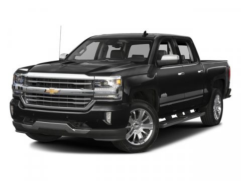 2017 Chevrolet Silverado 1500 High Country Pepperdust MetallicJt BkMd Ash Gry Perf Lr V8 62L A