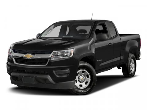 2017 Chevrolet Colorado 2WD WT Summit WhiteJet BlackDark Ash V4 25L  0 miles  Rear Wheel Dri