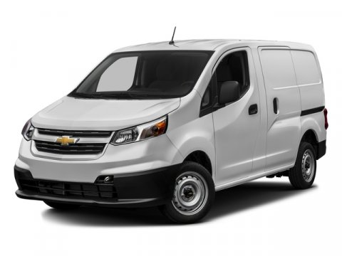 2017 Chevrolet City Express Cargo Van LT DESIGNER WHITE V4 20L Variable 11 miles  TECHNOLOGY