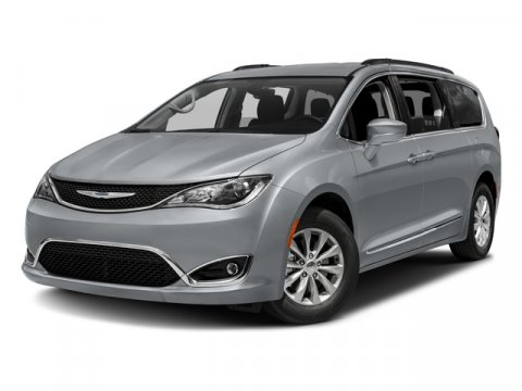 2017 Chrysler Pacifica Touring-L Plus Bright White Clearcoat V6 36 L Automatic 3 miles  Front