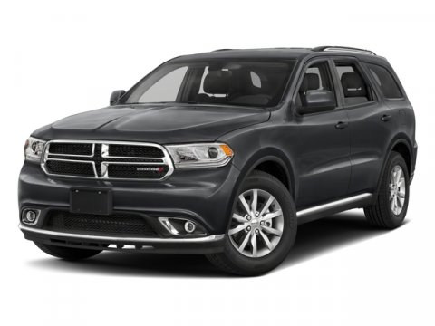 2017 Dodge Durango SXT DB Black Crystal Clear CoatCLOTH V6 36 L Automatic 1 miles  Rear Wheel