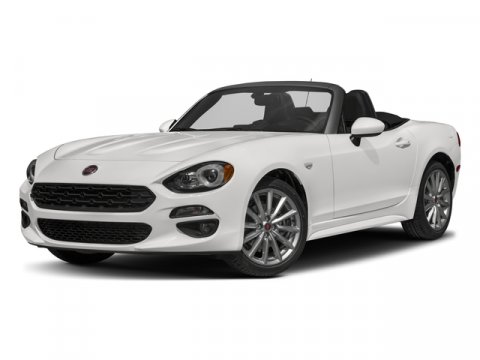 2017 FIAT 124 Spider Lusso Bianco Perla Tri-Coat WhiteALT6 V4 14 L Manual 0 miles Buy it T