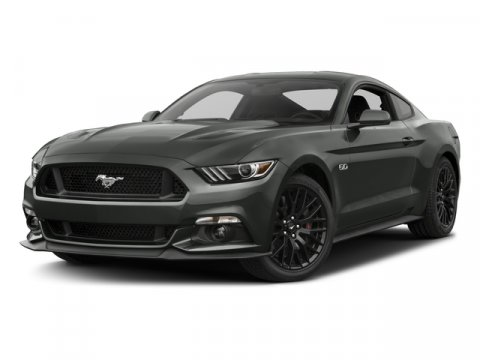 2017 Ford Mustang GT Magnetic MetallicEbony V8 50 L Automatic 15 miles The Ford Mustang is an