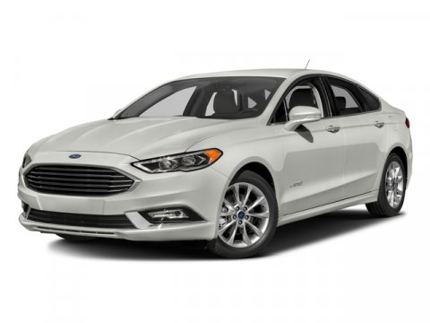 2017 Ford Fusion Hybrid SE Yz Oxford White V4 20 L Variable 0 miles The newly designed Ford F