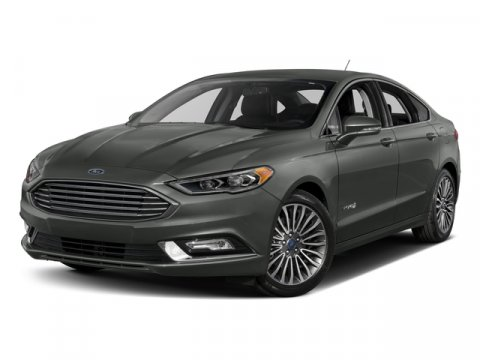 2017 Ford Fusion Hybrid Titanium MagneticQc Leather Pk HtdCooled Seating Cocoa V4 20 L Variabl