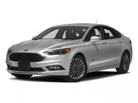 2017 Ford Fusion Hybrid Platinum FWD MagneticMedium Soft Ceramic V4 20 L Variable 33079 miles