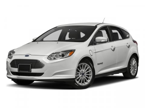 2017 Ford Focus Electric White Gold MetallicLight Stone V 00 Automatic 4 miles Welcome to San