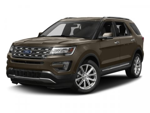 2017 Ford Explorer Limited Magnetic MetallicEbony V4 23 L Automatic 0 miles The 2017 Explorer