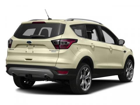 2017 Ford Escape  V4  Automatic 0 miles The 2017 Ford Escape is a compact SUV that is an absol