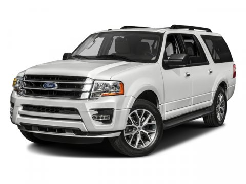 2017 Ford Expedition EL XLT White GoldDune V6 35 L Automatic 6 miles The Ford Expedition feat