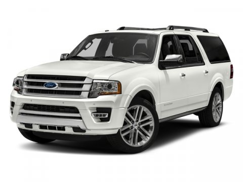 2017 Ford Expedition EL Platinum Ingot Silver MetallicEbony V6 35 L Automatic 26 miles The Fo
