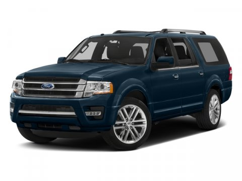 2017 Ford Expedition EL Limited Shadow BlackEbony V6 35 L Automatic 0 miles The Ford Expediti