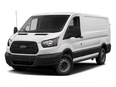 2017 Ford Transit Van Oxford WhiteVk Vinyl Pewter V6 37 L Automatic 5 miles The 2017 Ford Tra