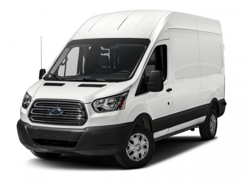2017 Ford Transit Van T250 White V6 37 L Automatic 8 miles The 2017 Ford Transit offers the f